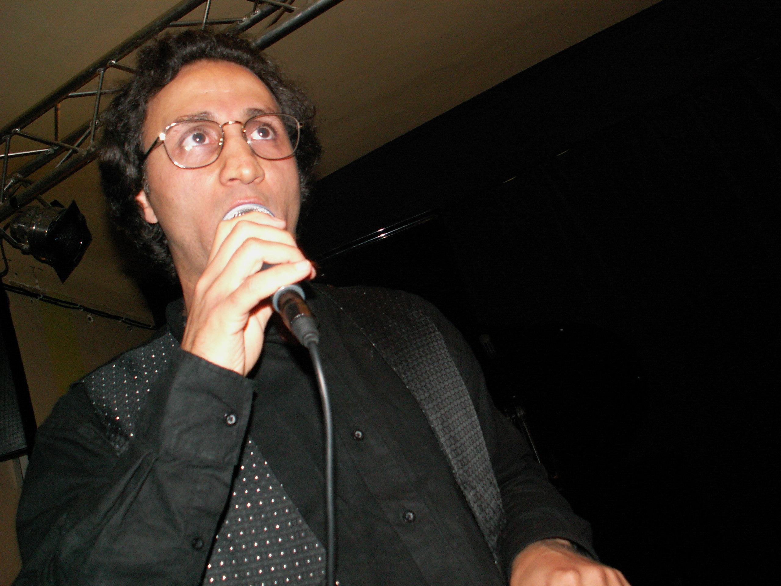Antonio Testa, scat improvisation