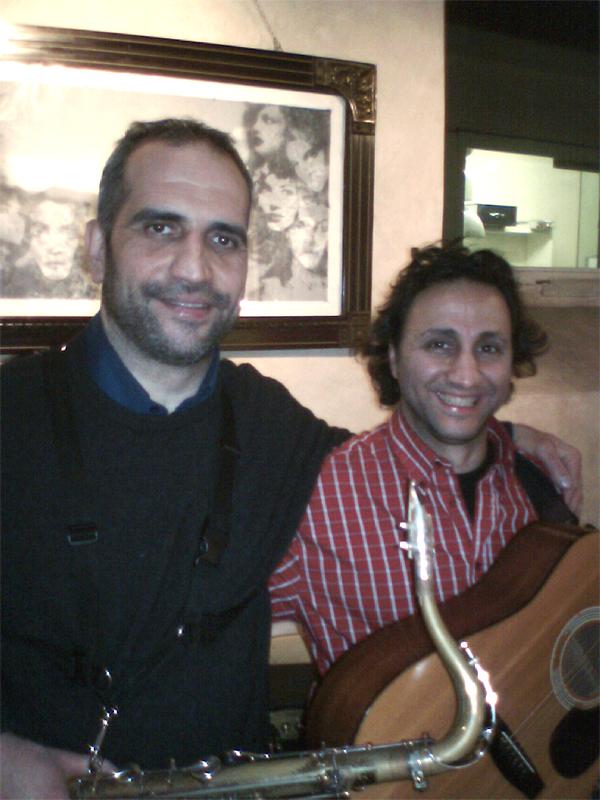 Antonio Testa et Romano Pratesi - Italie 2007