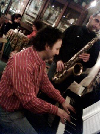 Antonio Testa Duo - Italie 2007