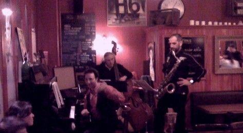 Antonio Testa Trio - Live in Paris