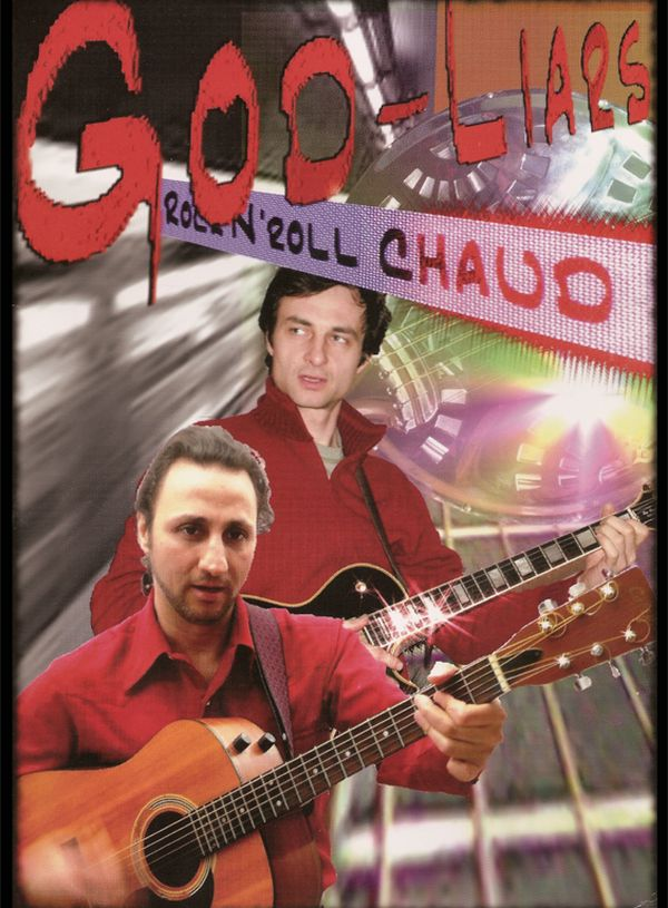 God-Liars - Album Rock'n Roll Chaud