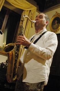 Romano Pratesi - Saxophone