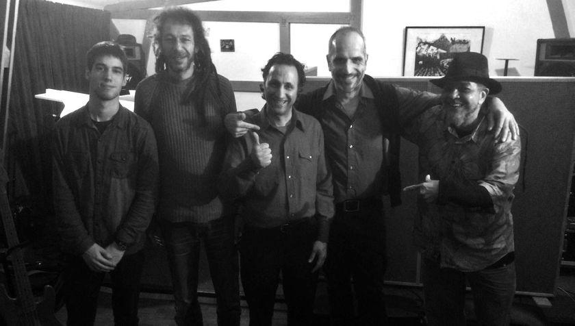 AZ Testa Quintet -Tom Peyron, Thierry Negro, AZ testa, Romano Pratesi, Rasul Siddik